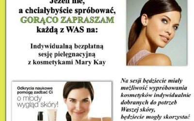 One Day SPA z Mary Kay w ence.pence!